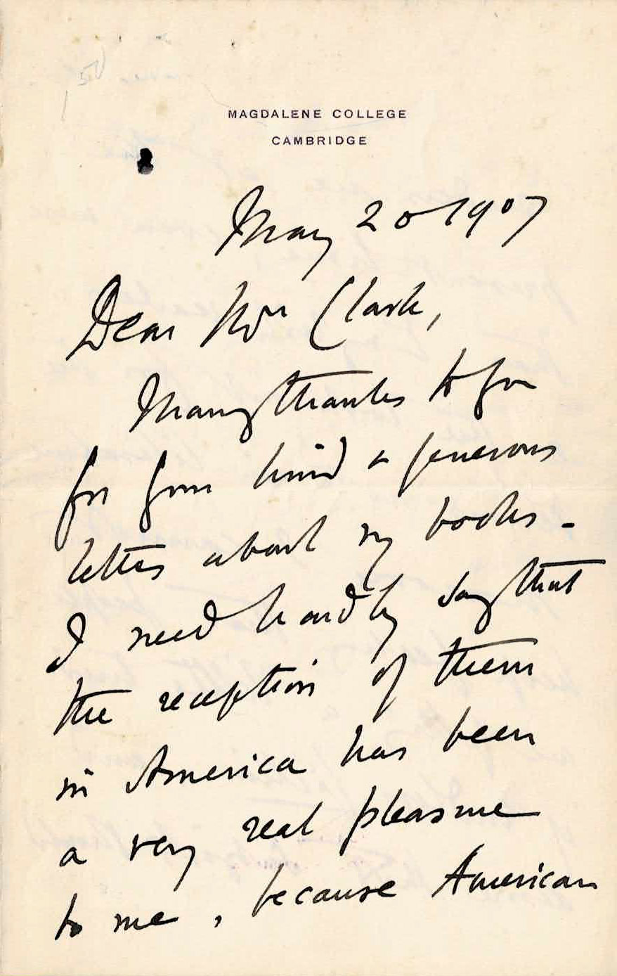 Clark-letter-page-1